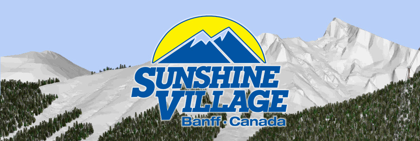 Sunshine Village 3D Animation, Banff, Canada - BHA Mountain Ski Area Resort Design and Planning